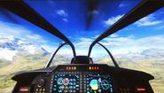 BF4 AH1Z Cockpit