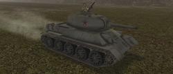BF1942 T-34-85 UNDERWAY