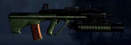 BFBC AUG Weapon