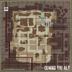 BFVN Map Quang tri 1972