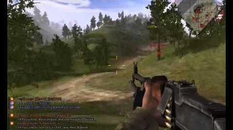 "All weapons Battlefield Vietnam Online Part 6 ""RPD""-0"