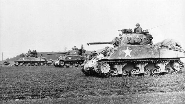 File:M4 Shermans in Europe.jpg