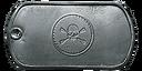 BF4 Killing Machine Dog Tag