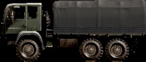 BF4 vehicle 6x6 Truck Baku