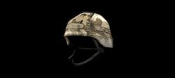 Polish Desert Camo Helmet