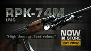 RPK-74M Poster P4F