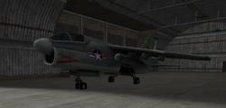 A-7 Cosair BFV