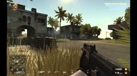 Battlefield Play4Free Saiga-12 Commentary