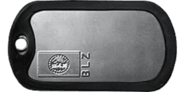 Belize Dog Tag