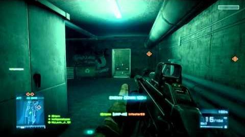 Battlefield 3 Beta UMP