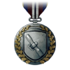 BF3 Sniper Rifle Medal