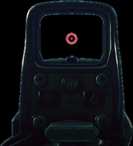 File:Battlefield 3 Holographic Sight Render.png