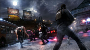 Battlefield Hardline 'Rescue the Criminal' Screenshot