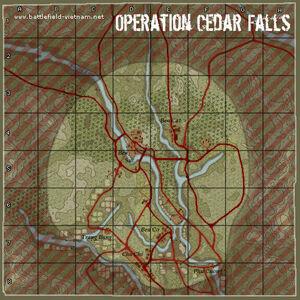 BFVN Map cedar falls