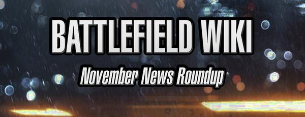 News Novemeber