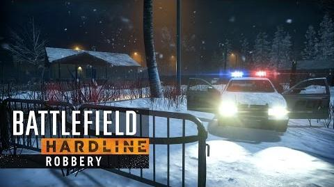 Battlefield Hardline Robbery – Precinct 7 Map Fly-Through