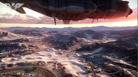 Battlefield 3 (BF3) - AC 130 Spectre Gunship INFO CONFIRMED
