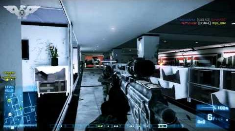 Battlefield 3 (BF3) - Armored Kill Maps & AC-130 Details