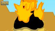 Fireyburnshaystack