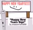 Happynewyearsign
