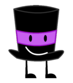 Purple Top Hat 1