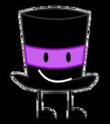 Purple Top Hat 1