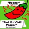 Red Hot Chilli Pepper