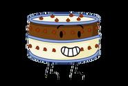 Ice Cream Cake Pose
