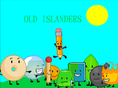 Old islanders