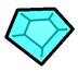 Diamond gem asset