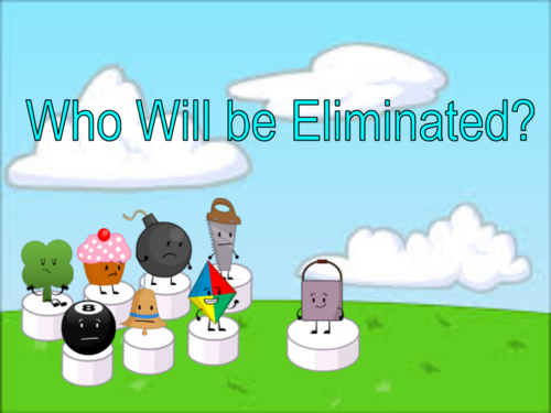 Who will be eliminated