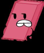 Eraser Pose 1