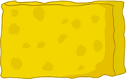 Spongy Body Front