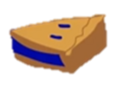 Explosive Pie slice