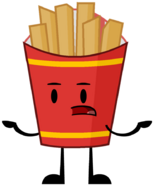 Fries (OC Pose)