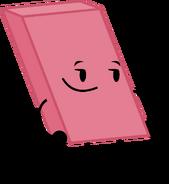 New Eraser Pose