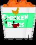 Chicken Bites Pose
