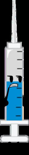Syringe Pose (2)