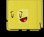 Yellow Starburst Pose