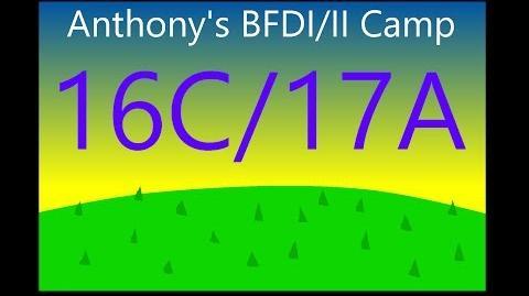 BFDI II Camp 16C 17A Code X-Elimination