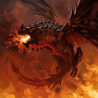 Artwork Fire Dragon