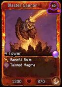 Tainted Blaster Cannon-0