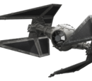 TIE Interceptor/DICE