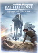 Rogue One Cover Art from UE trailer