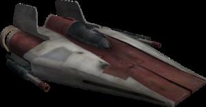A-Wing Interceptor