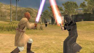 Dantooine Battle