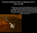 Battlefront Wiki:Historical Moments/SOPA PIPA Blackout