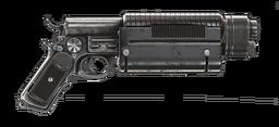 Bryar Pistol no background