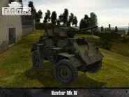 Humber Mk IV 1
