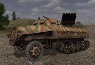Panzerwerfer42 side